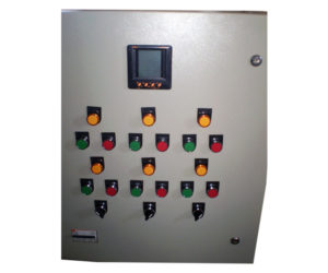 Control Panel for Water Treatment Plant