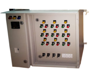 Control Panel for WTP