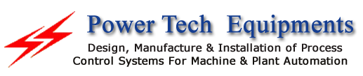 Power Tech Equipments Logo